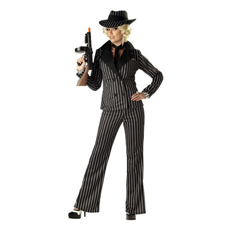 Lady Gangster Costume